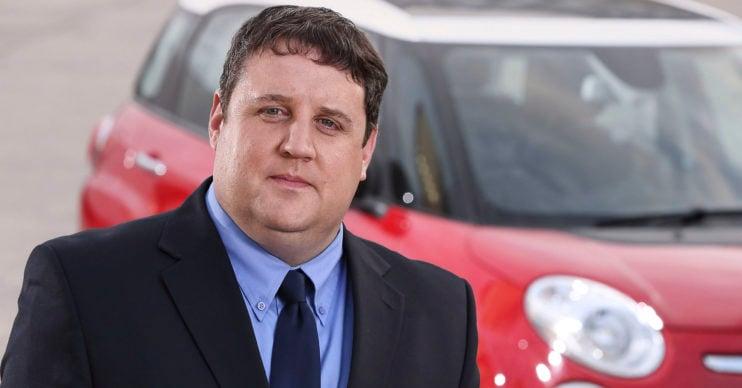Peter Kay car share