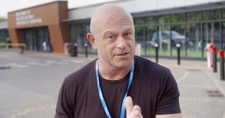 Ross Kemp on the NHS frontline ITV
