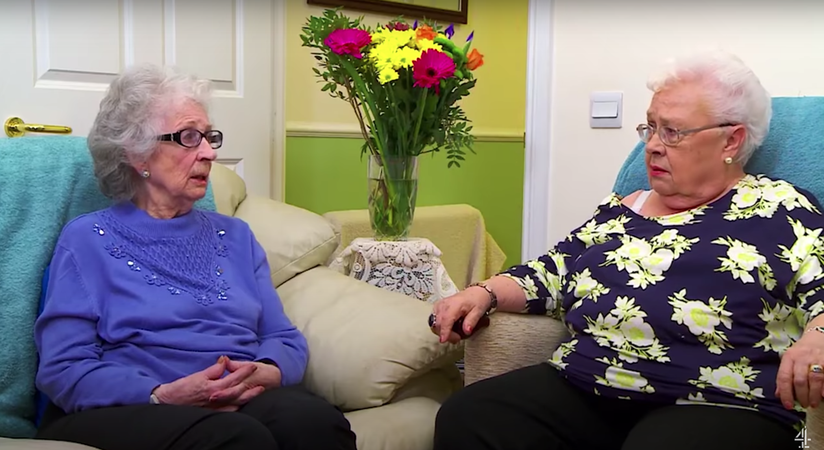 Gogglebox viewers concerned over 'missing' stars Mary and Marina
