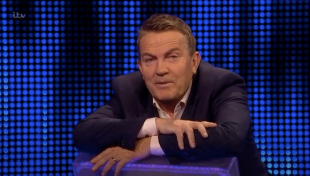 the chase host Bradley Walsh comes under fire from viewers
