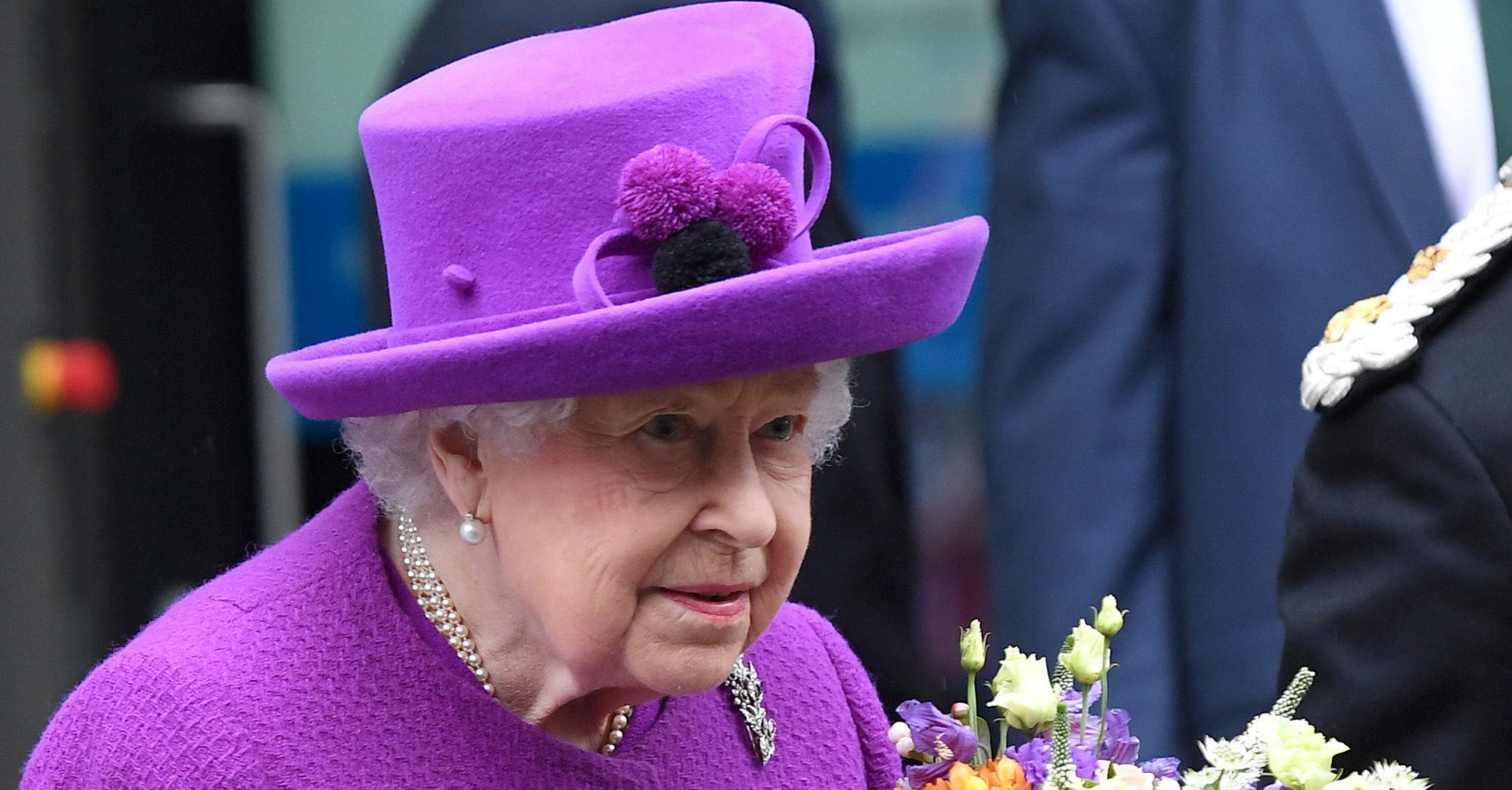 The Queen cancels birthday gun salutes for 94th birthday