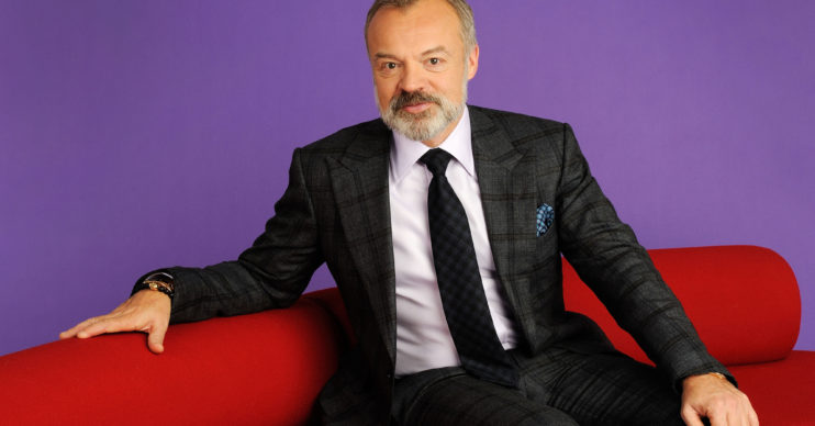 Graham Norton awkward show no audience