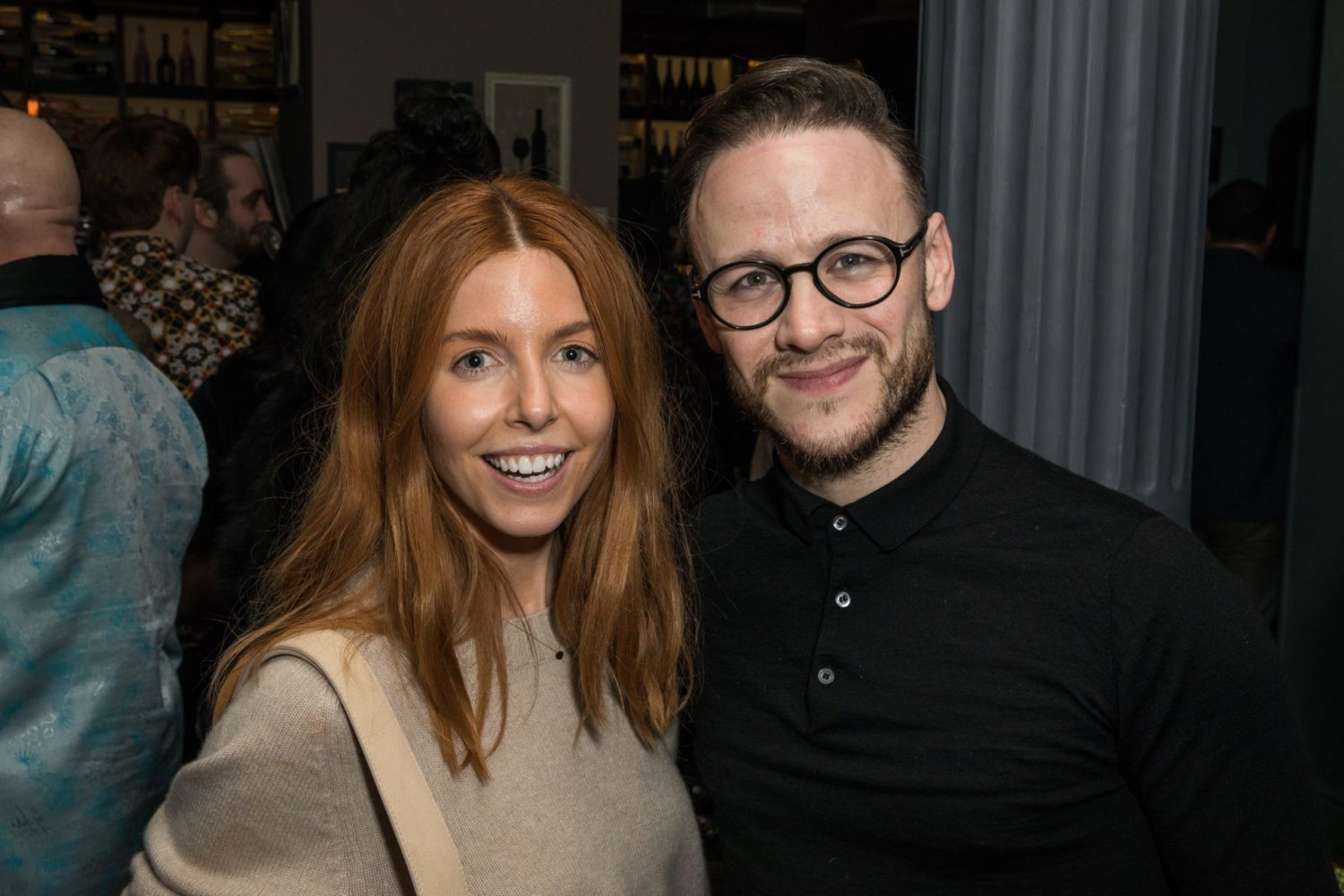 Stacey Dooley ruins boyfriend Kevin Clifton's romantic gesture with savage dig