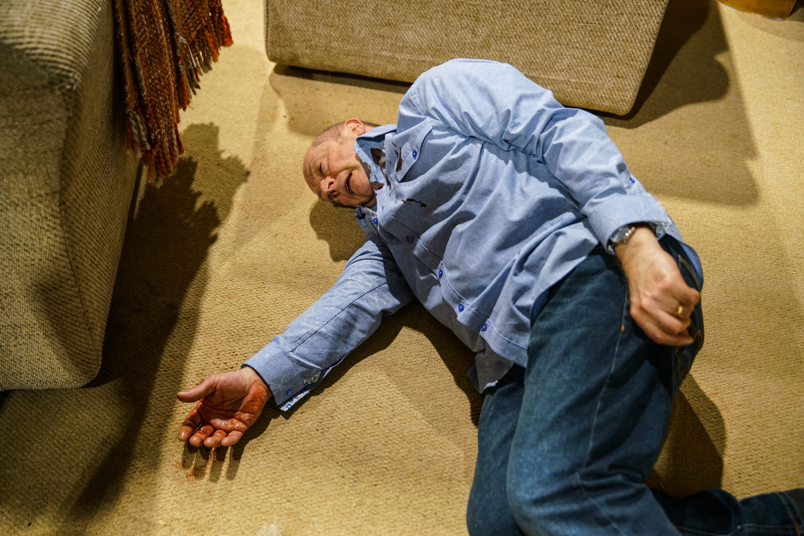 Coronation Street viewers praying Geoff ISN'T dead