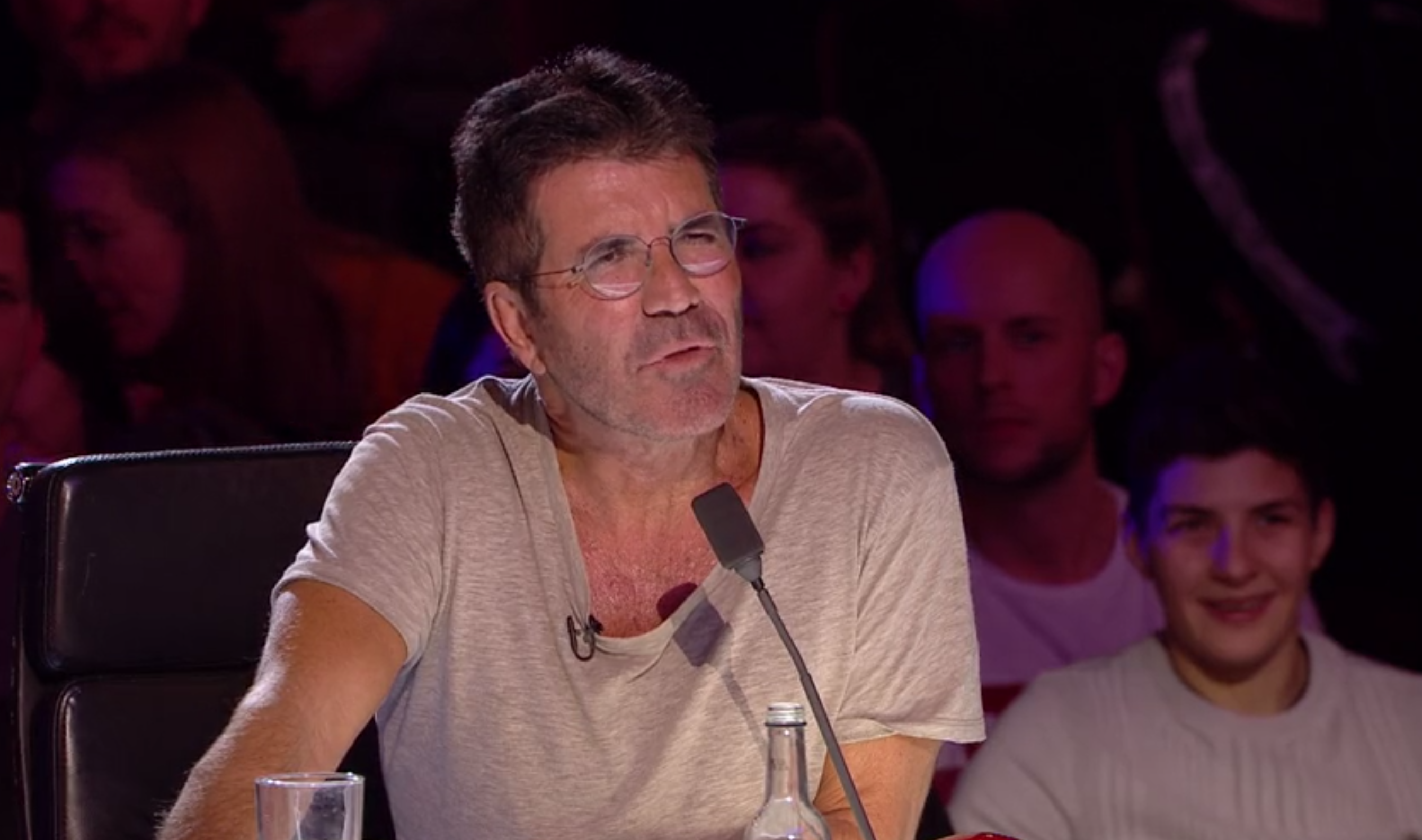 Britain's Got Talent viewers stunned as Simon Cowell admits he doesn't know what Comfort is