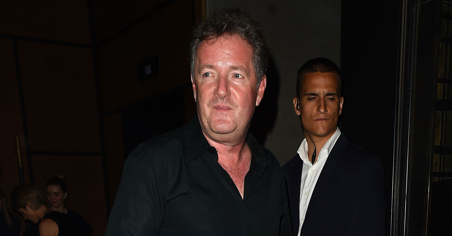 Piers Morgan slams David and Victoria Beckham for furloughing staff