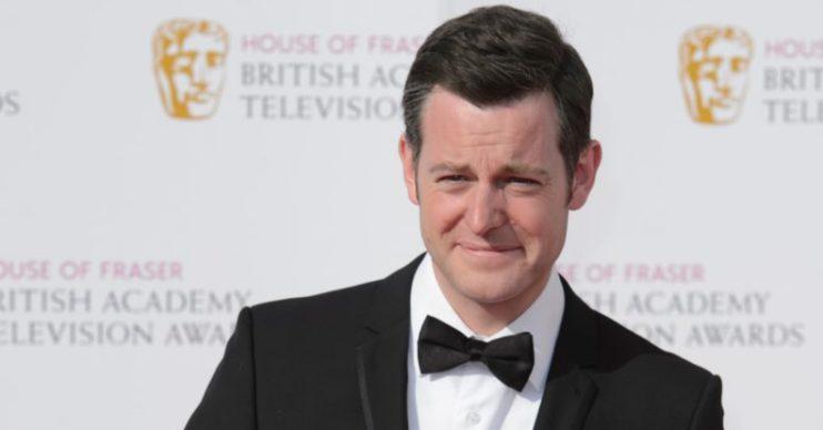 Matt Baker at the Bafta TV Awards