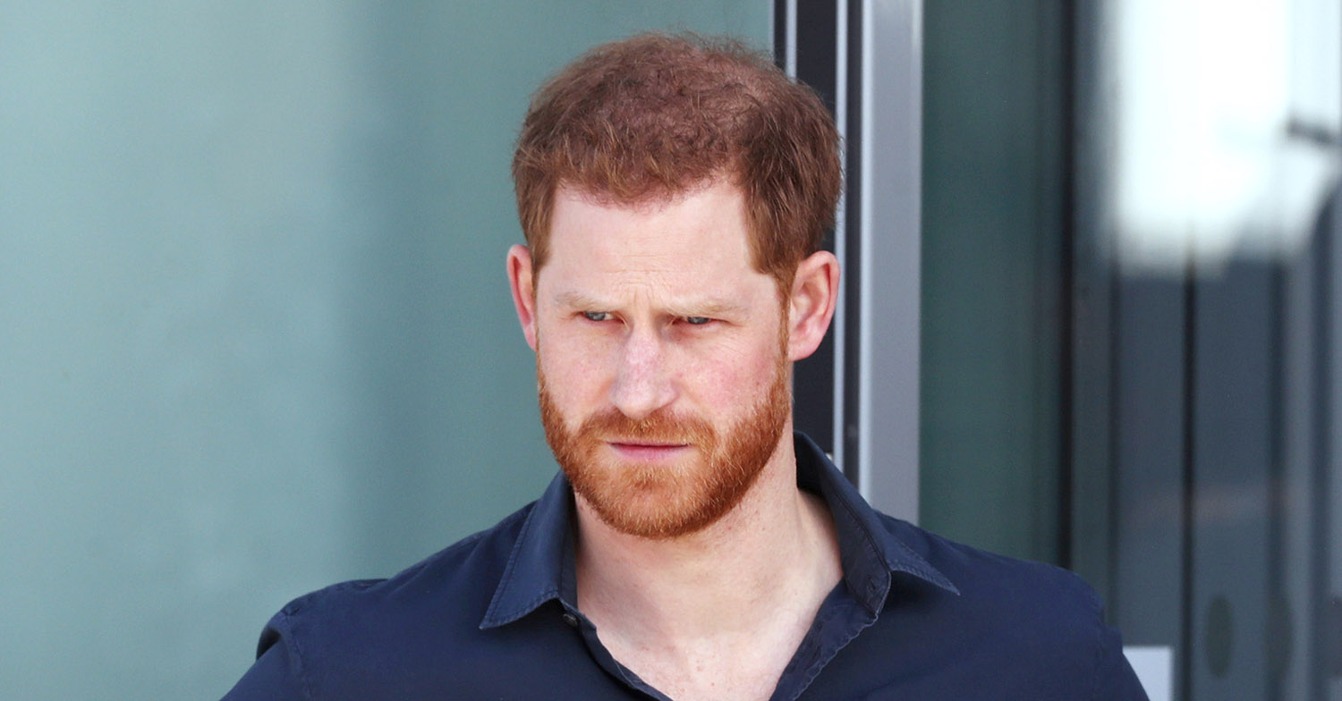 Prince Harry says 'things are better than we're led to believe' amid coronavirus pandemic