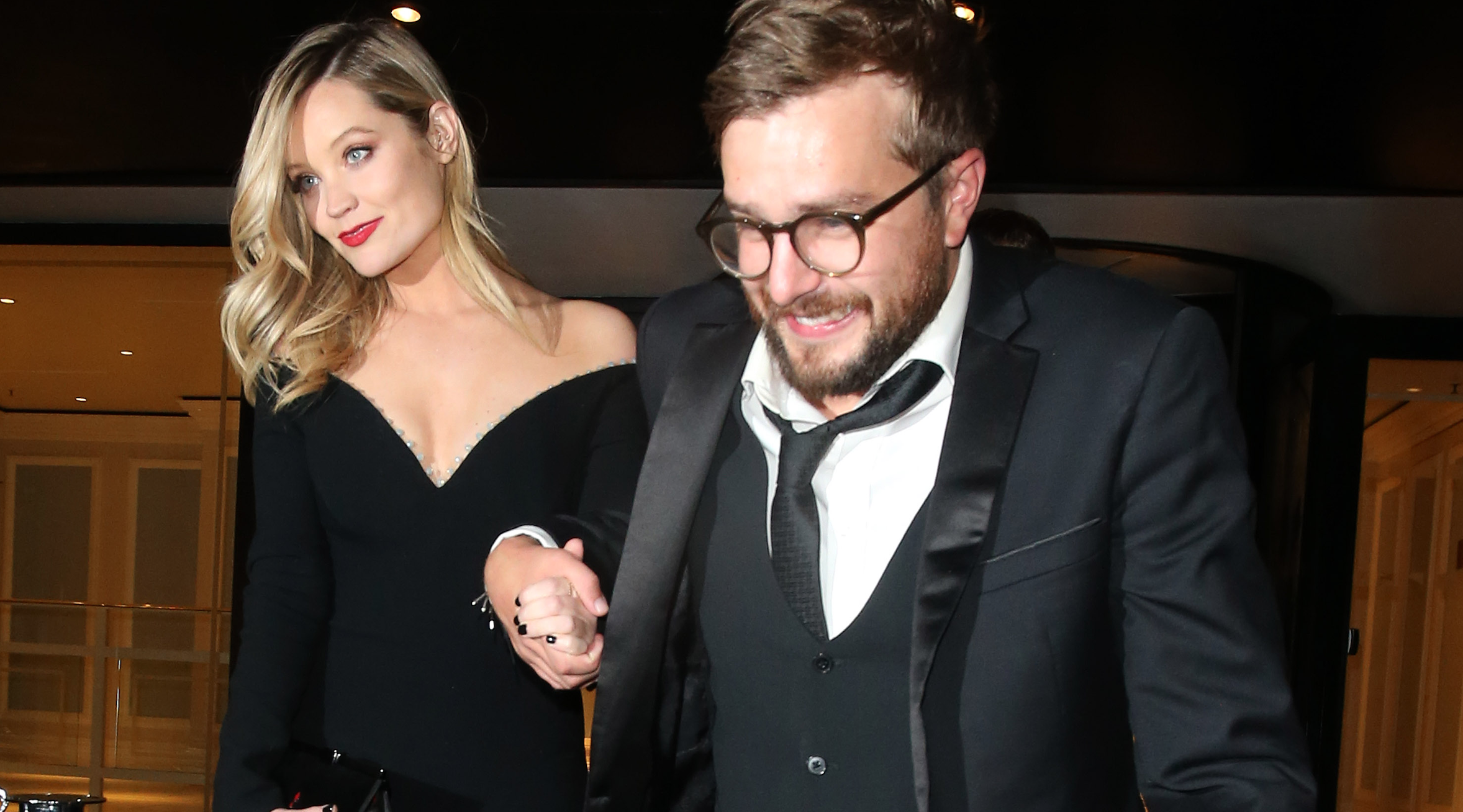 Love Island stars Laura Whitmore and Iain Stirling 'engaged following holiday proposal'