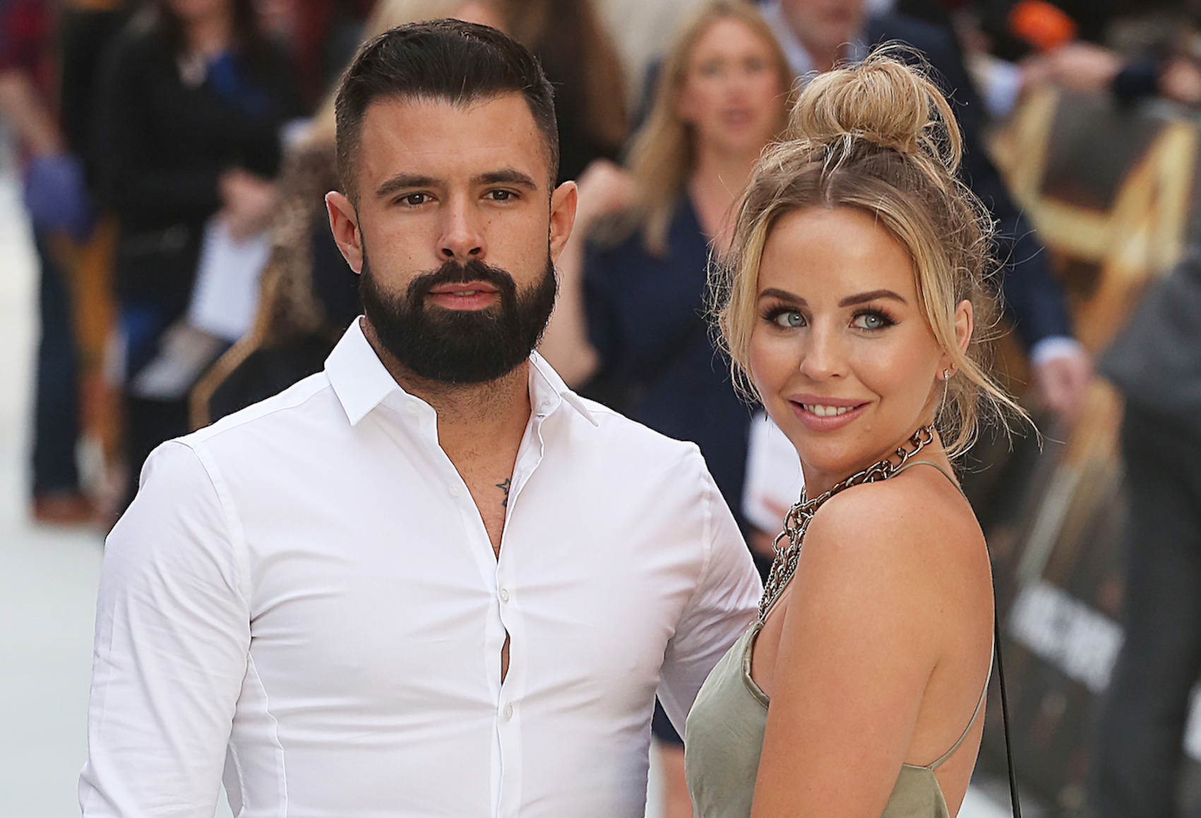 Lydia Bright takes ex back for third time after he dumped her when she was pregnant