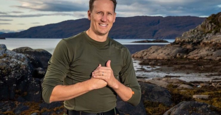 Brendan Cole Strictly wife (Credit: Channel 4)