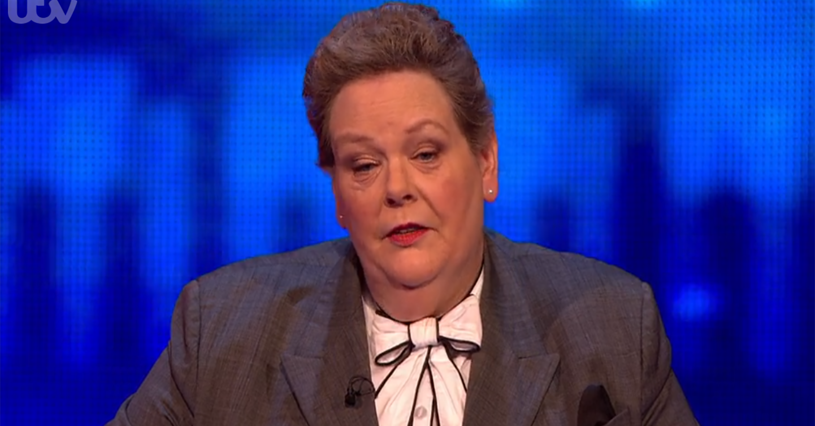 Anne Hegerty responds to concerns about her appearance on Family Chase