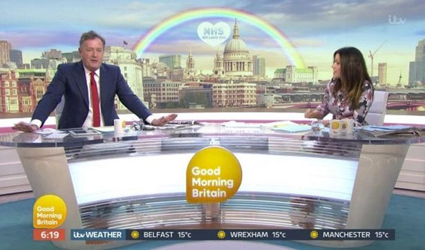 Piers and Susanna clash over Posh staff furlough on Good Morning Britain