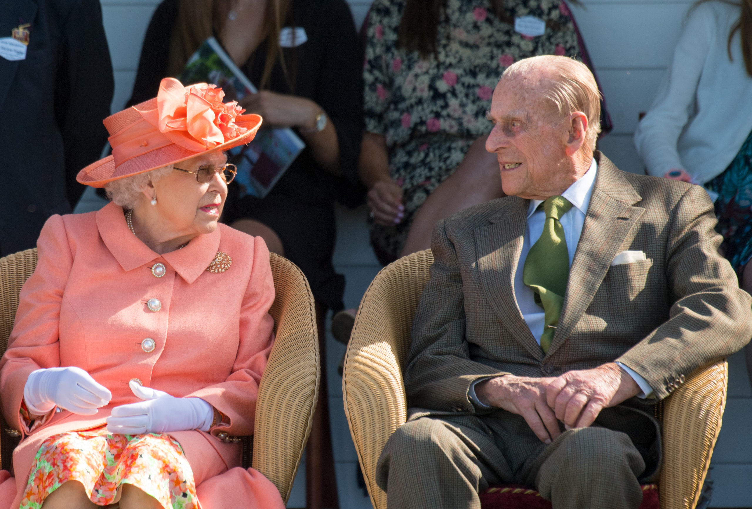 Prince Philip praises Covid-19 frontline workers in rare public message