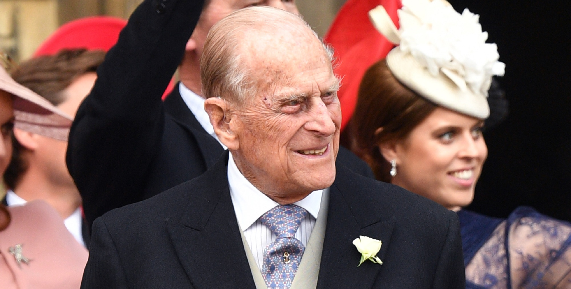 Prince Philip issues statement on coronavirus pandemic from Windsor Castle
