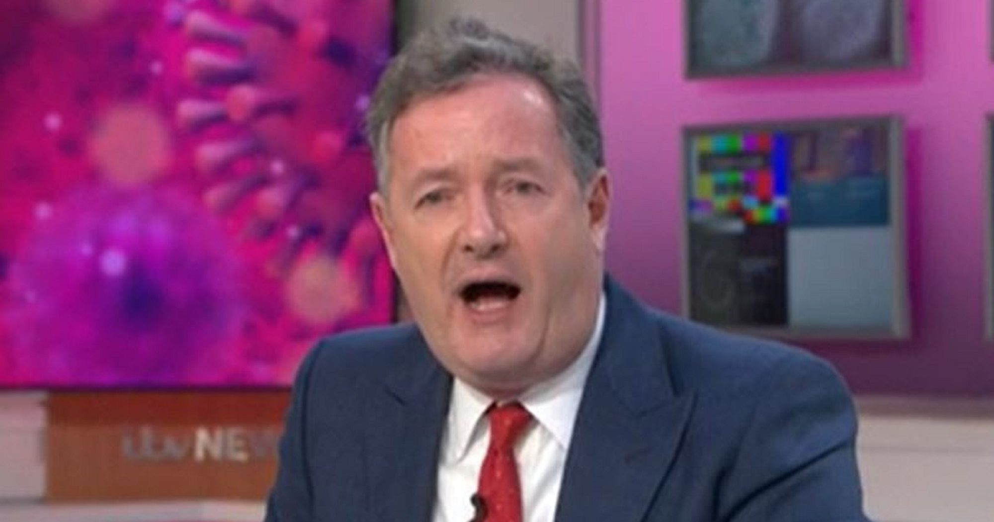 Piers Morgan blasts 'pampered' Prince Harry over coronavirus comments