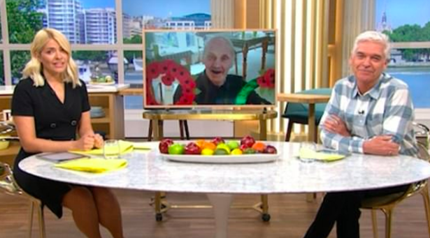 Holly and Phil pay tribute to This Morning guest who died from coronavirus