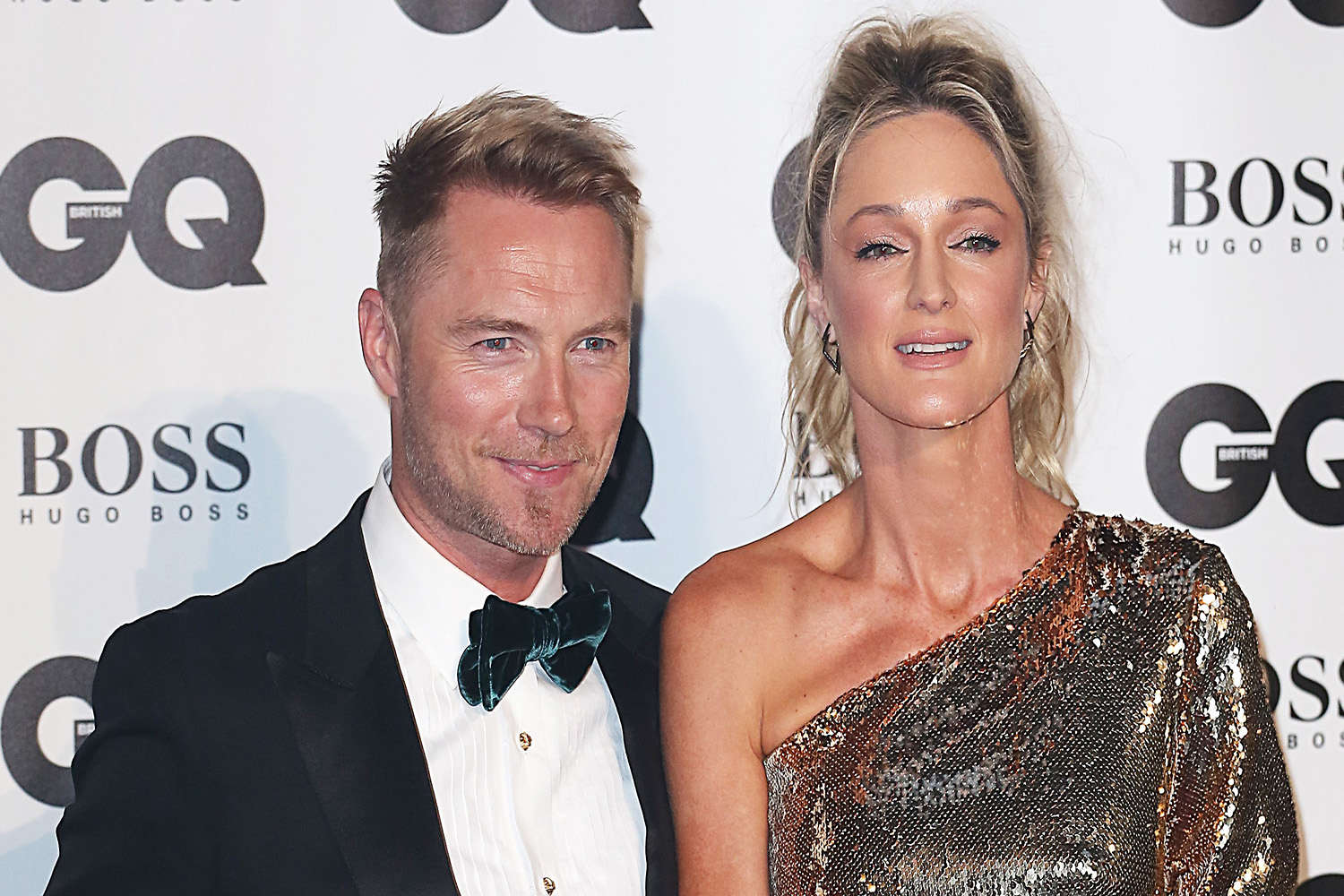 Ronan Keating's wife melts hearts as she shares new photo of newborn daughter