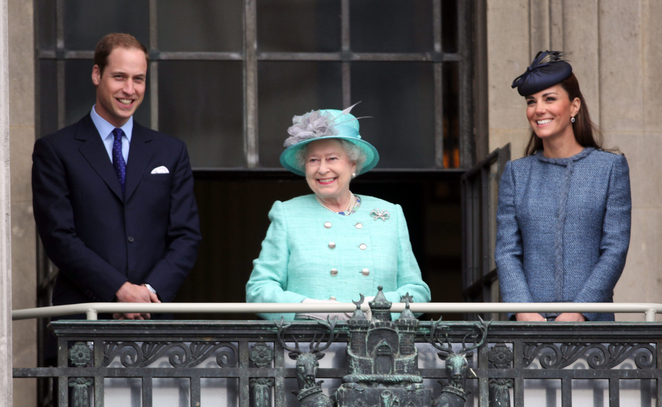 William and Kate send sweet message to the Queen to celebrate her 94th birthday