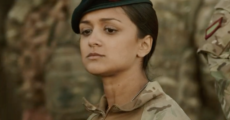 Who is Mimi in Our Girl? (Credit: BBC)
