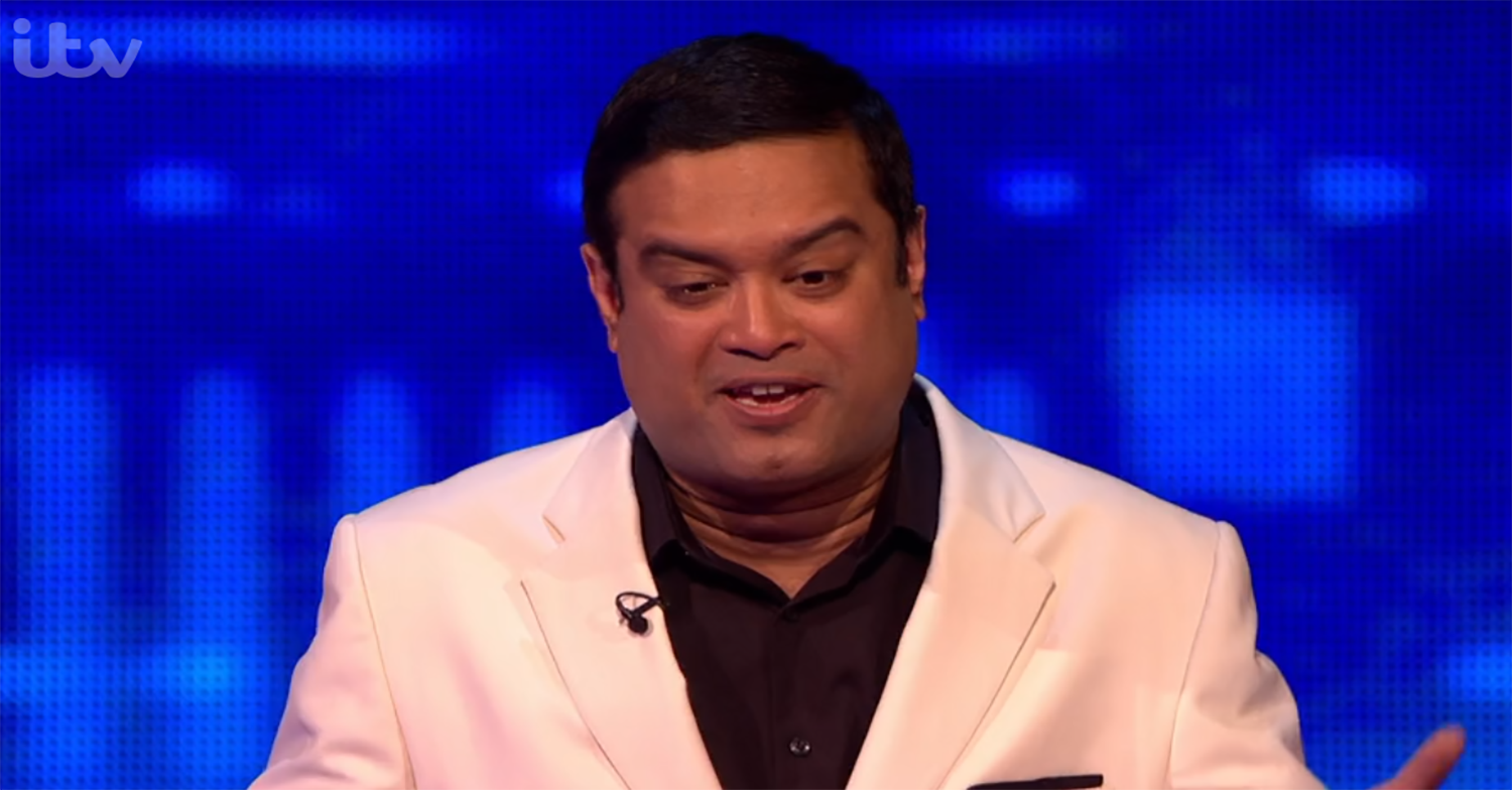 The Chase's Paul Sinha slams contestant's 'deeply unimpressive' performance as she takes low offer