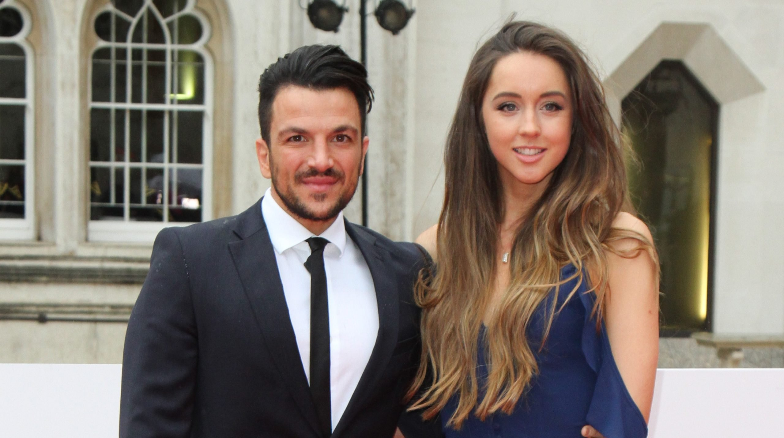Worried Peter Andre says wife Emily is 'dodging bullets' on NHS frontline