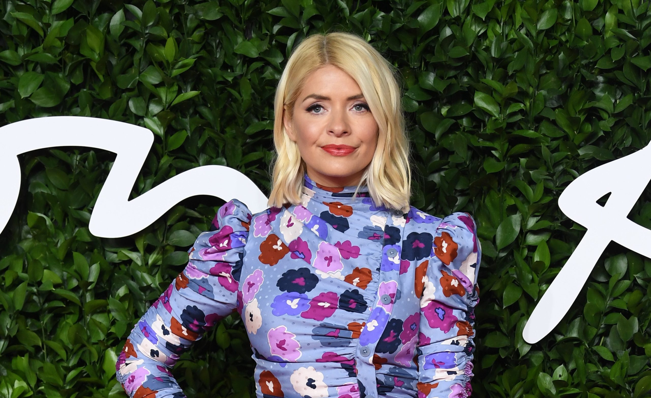 Holly Willoughby shares adorable picture of newborn niece