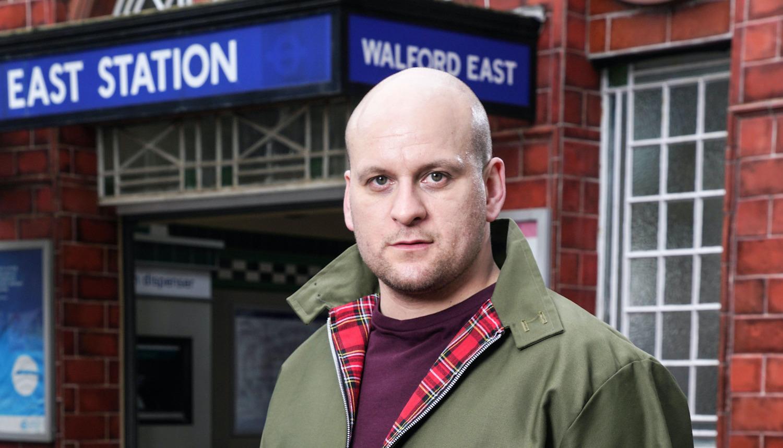 EastEnders denies suggestion of blunder in Stuart and Rainie's proposal scene