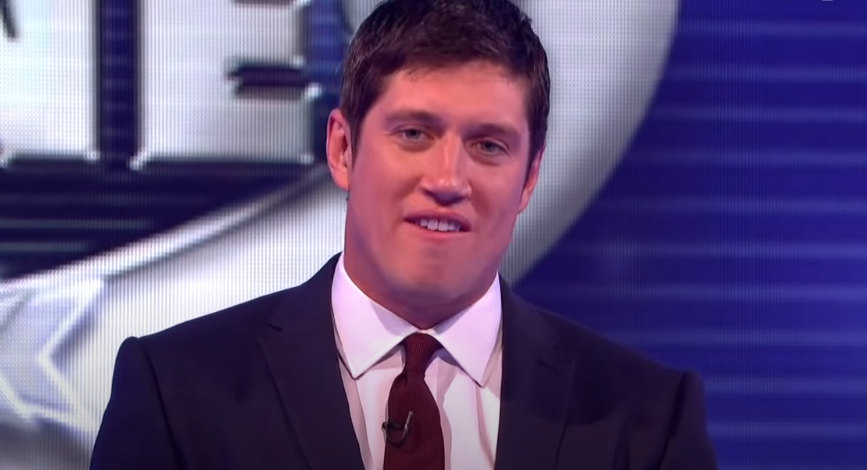 Vernon Kay on Family Fortunes ITV