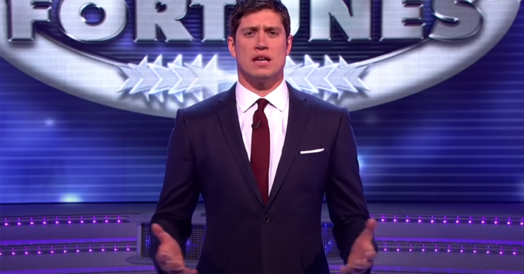 Vernon Kay on Family Fortunes