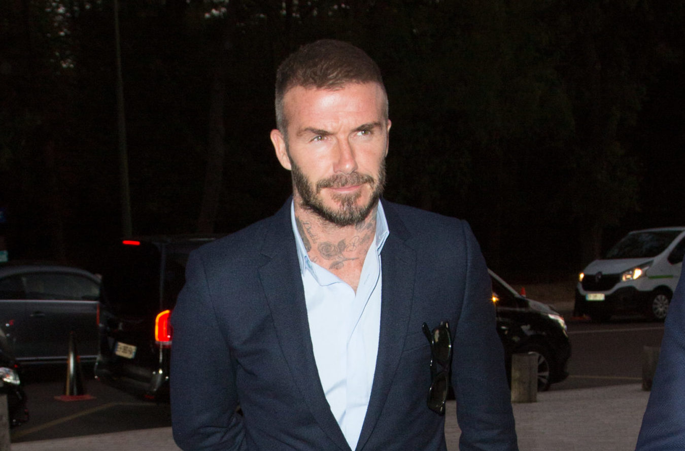 David Beckham posts gushing birthday tribute to the Queen