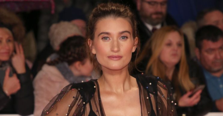 Charley Webb cried watching Ken Bembow on Good Morning Britain