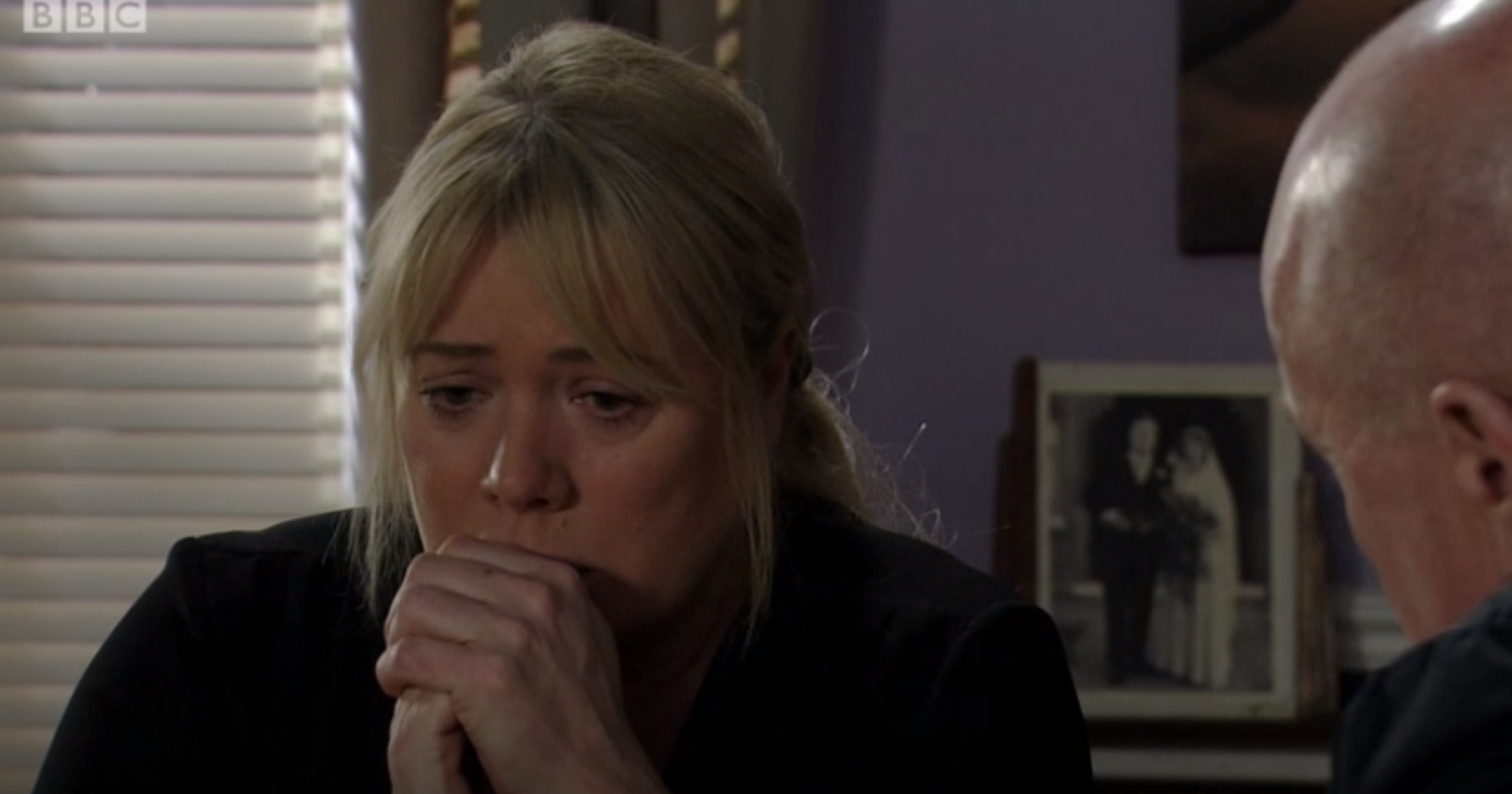 EastEnders SPOILERS: Sharon reconsiders giving up baby Kayden tonight