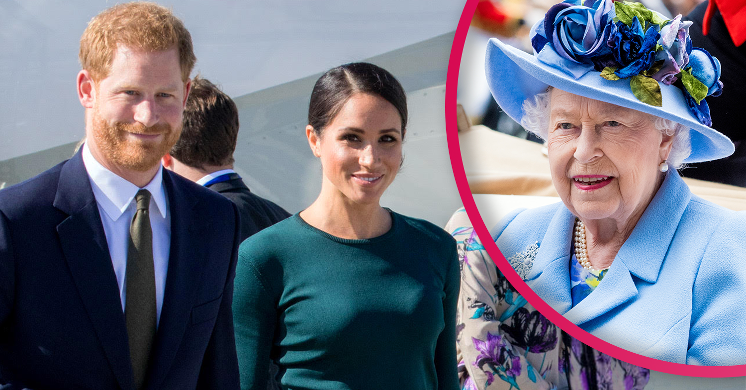 Archie joins Prince Harry and Meghan Markle on birthday Zoom call to the Queen