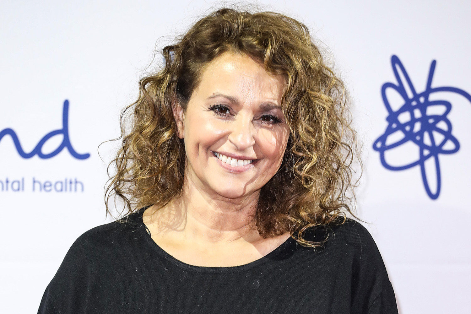 Nadia Sawalha screams as she unveils grey roots during lockdown
