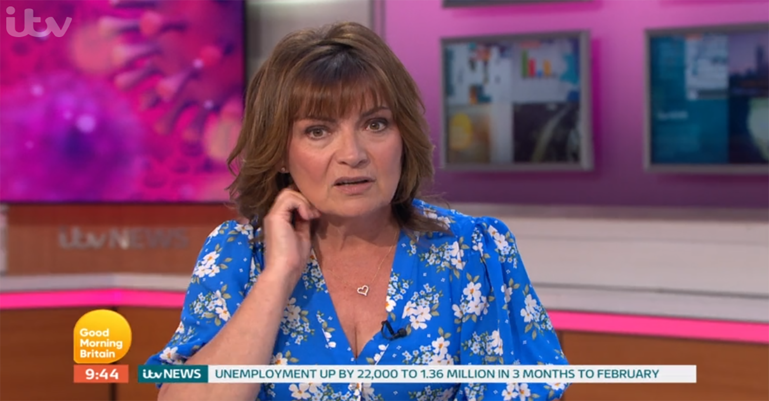 Lorraine Kelly reveals she's returning to old studio after months of filming on GMB set