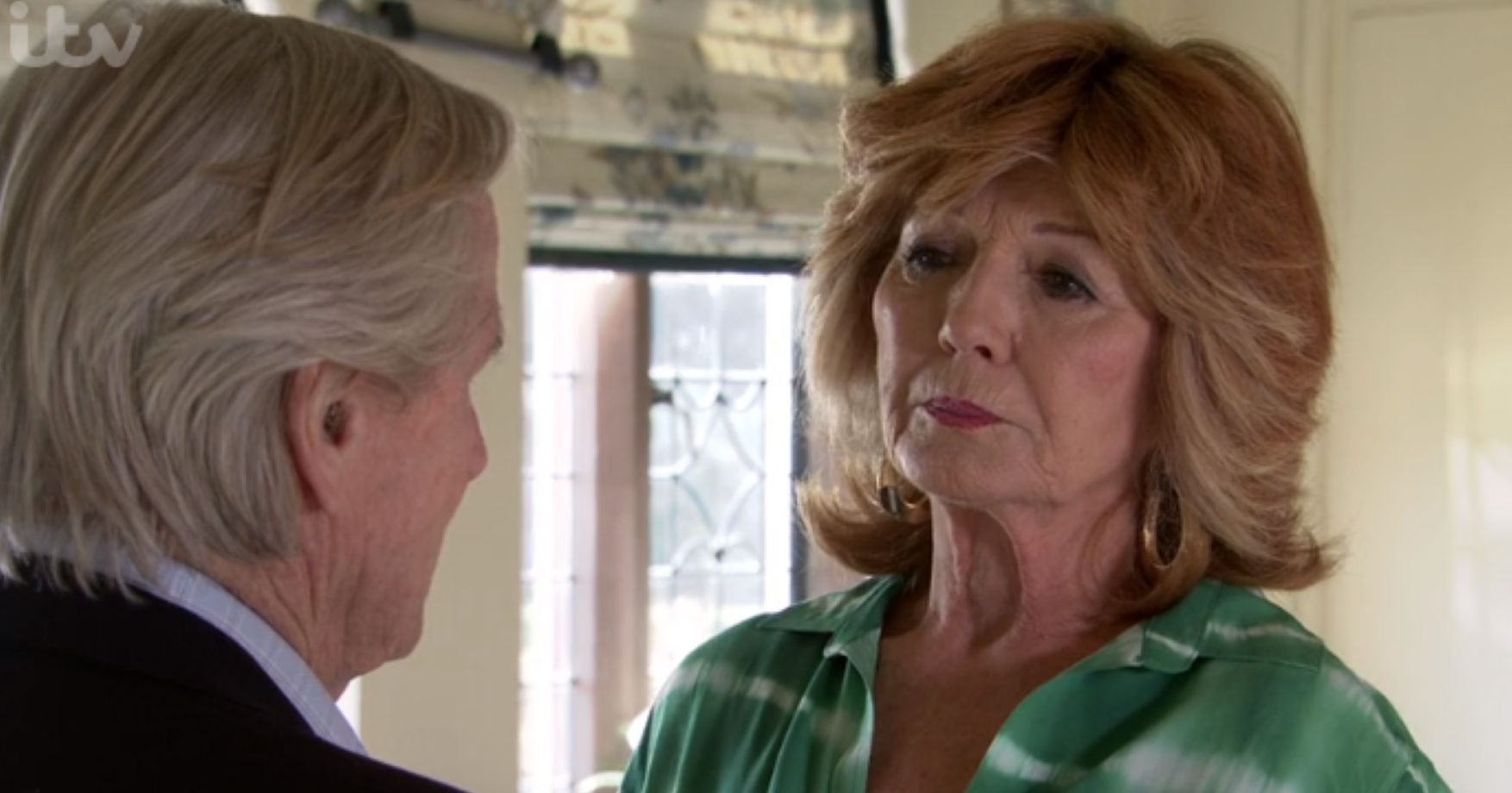 Rula Lenska 'quits' Coronation Street as Claudia Colby