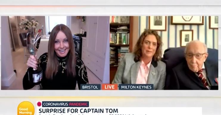 Capt Tom on GMB