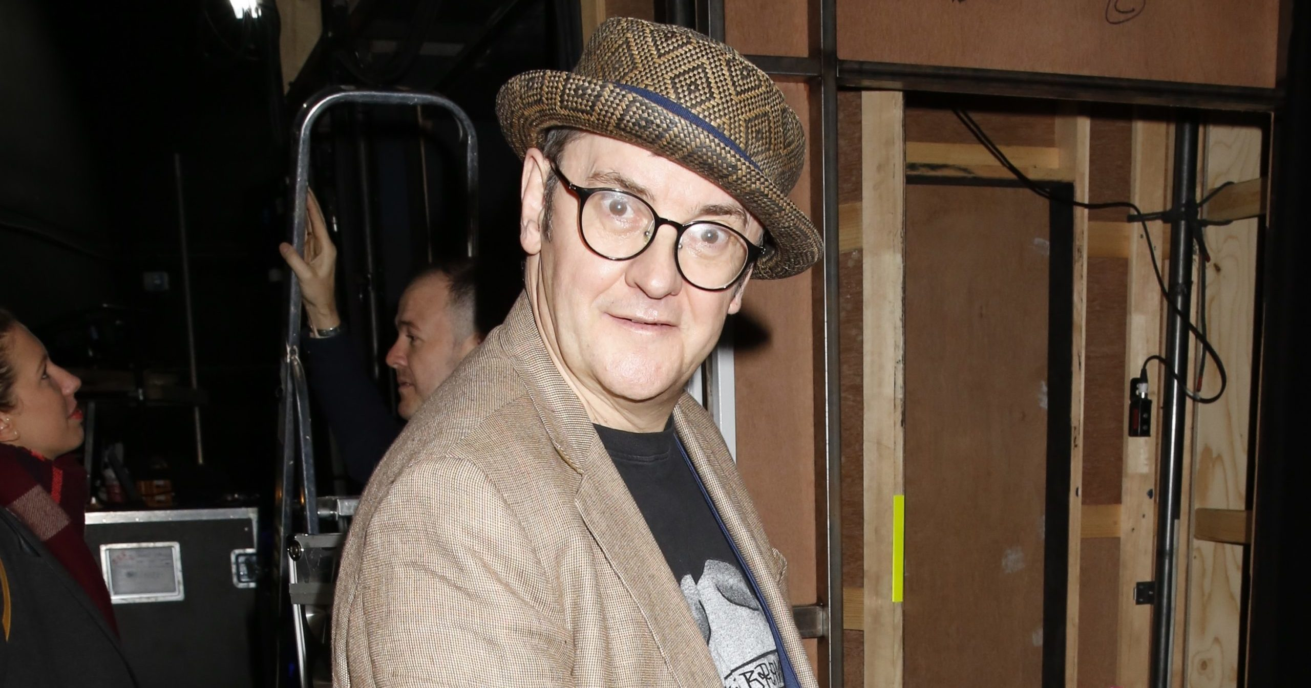 The One Show viewers stunned at how different comedian Joe Pasquale looks