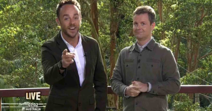 Ant and Dec I'm A Celebrity location