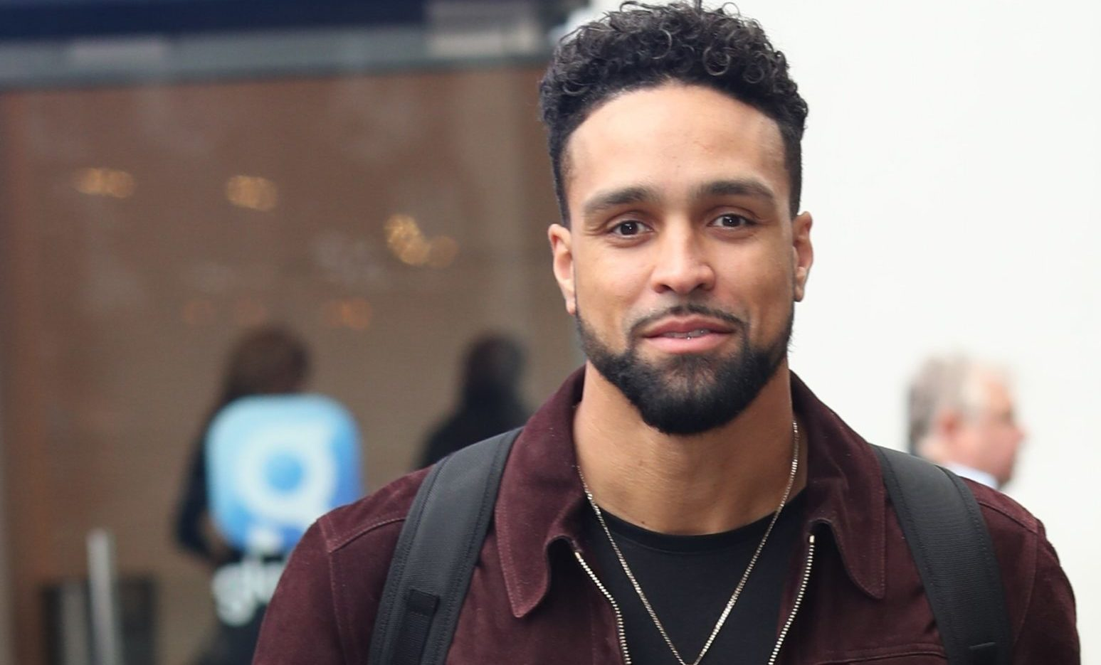 Ashley Banjo fans divided as he reveals new blonde hair in '90s-style transformation