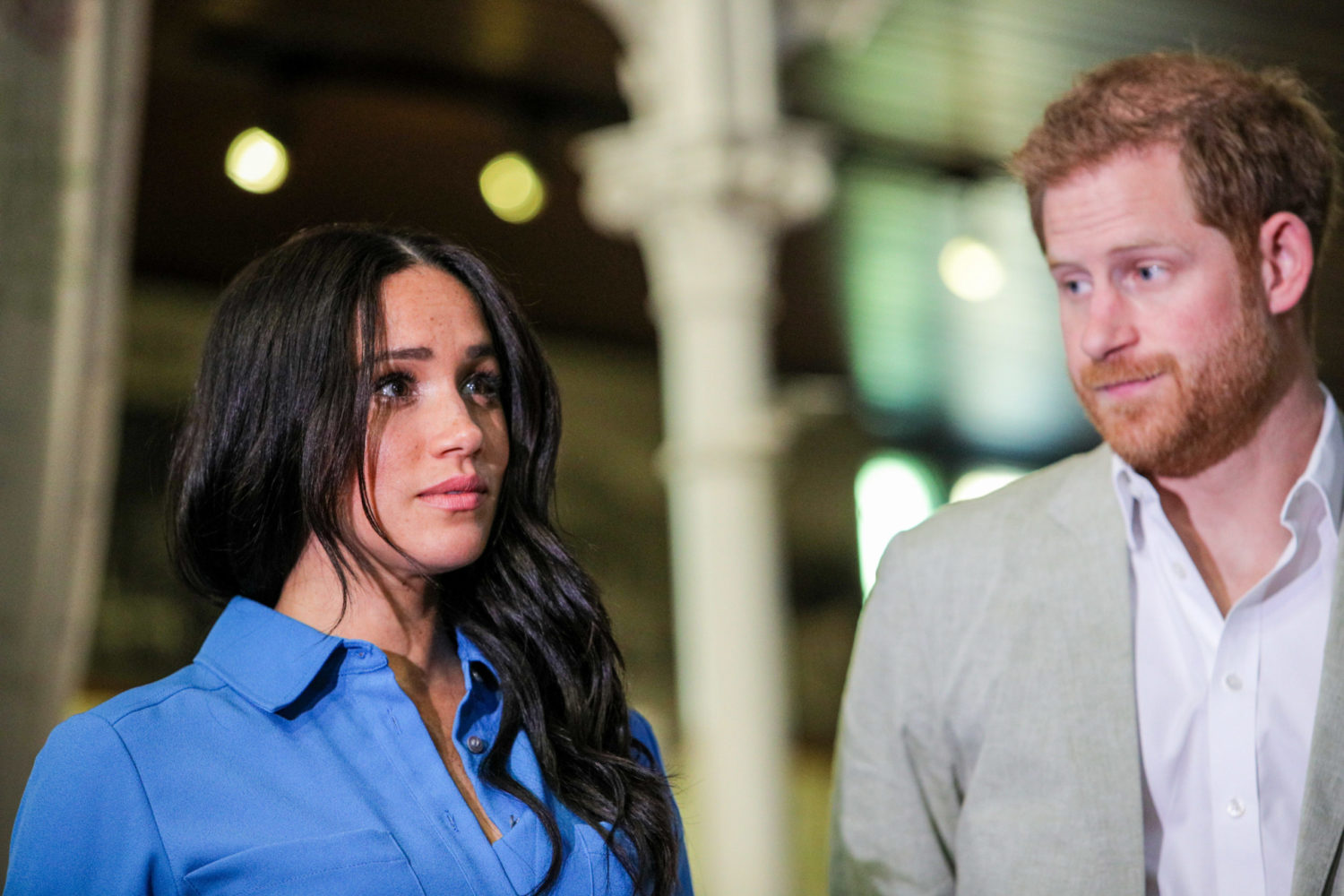 Meghan Markle 'worried about homesick Harry as he struggles to settle into LA life'