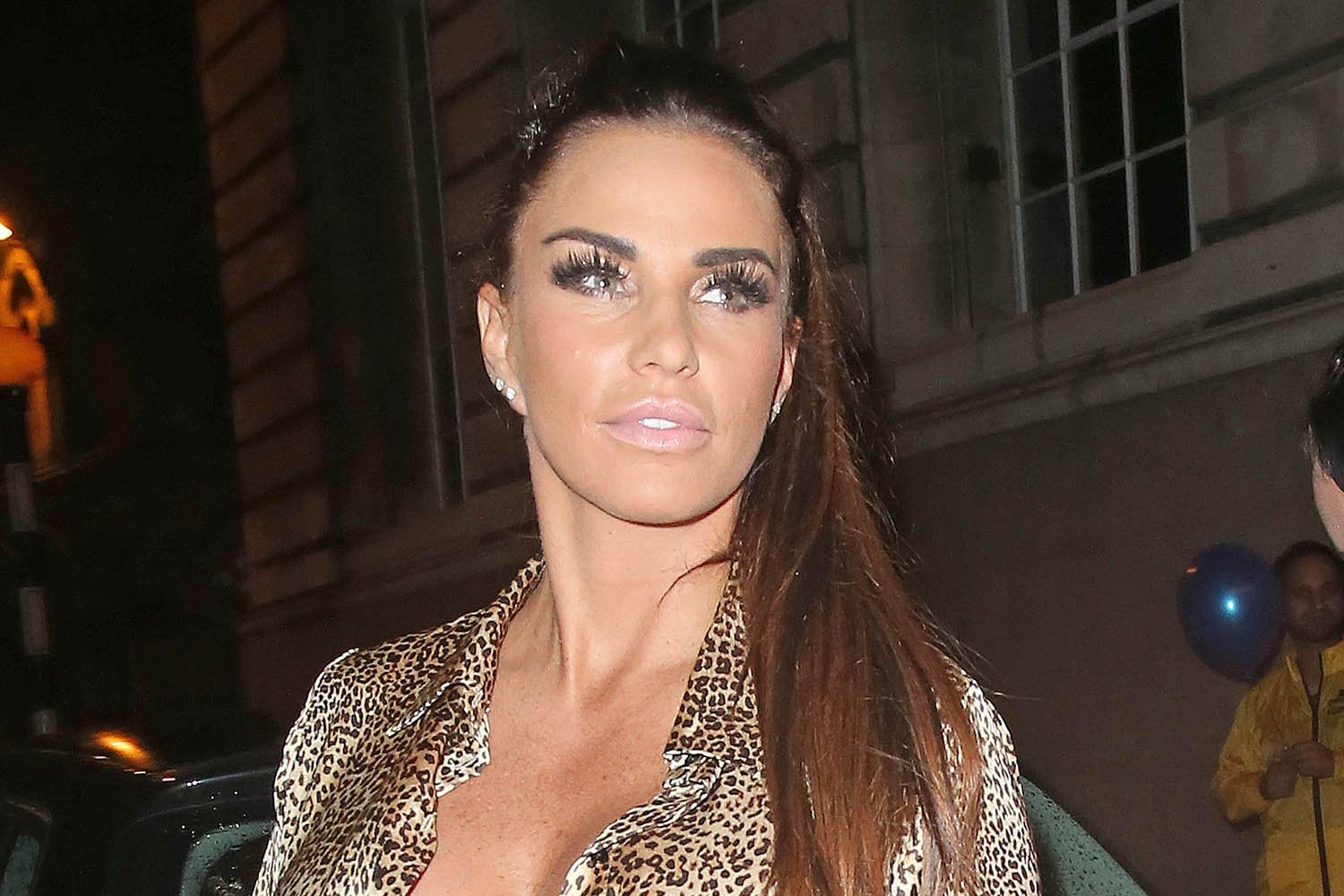 Katie Price praises exes Kieran Hayler and Peter Andre for being 'great dads'