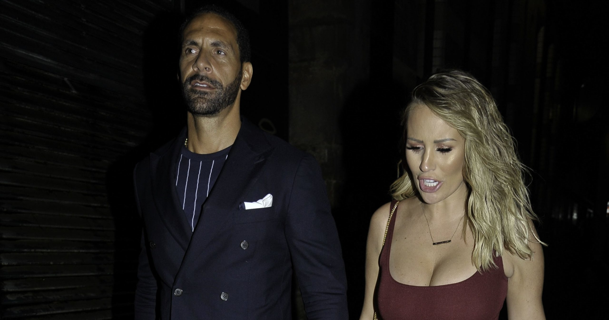 Rio Ferdinand slams troll who accused wife Kate of having too much time on her hands