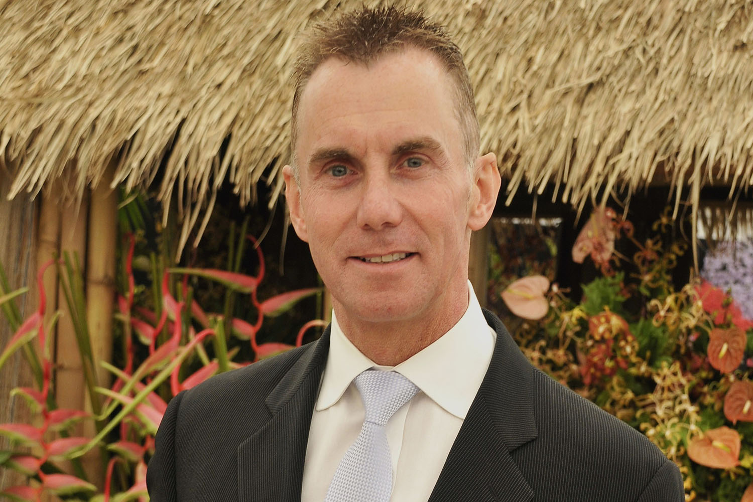 Gary Rhodes' son marks his 60th birthday five months after chef's death