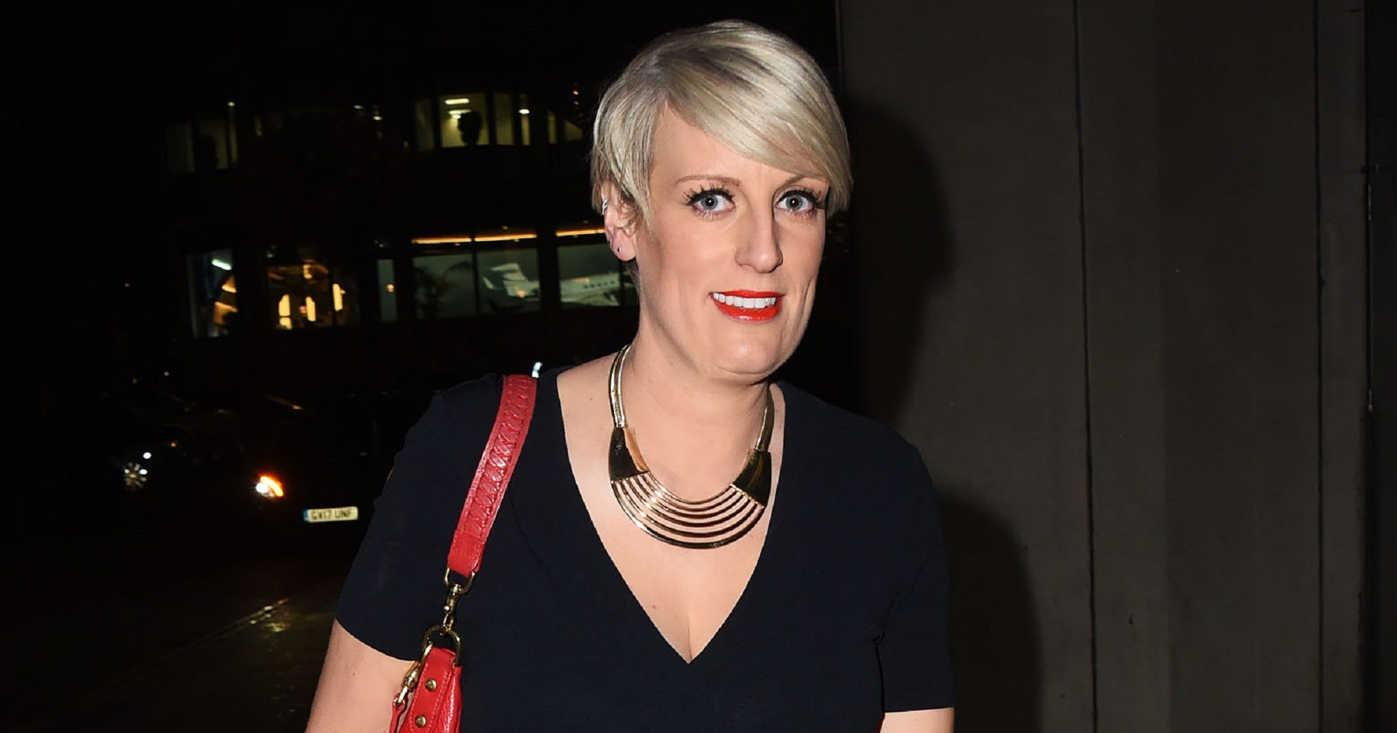 Steph McGovern fights back tears as she learns about the tragic death of a fan