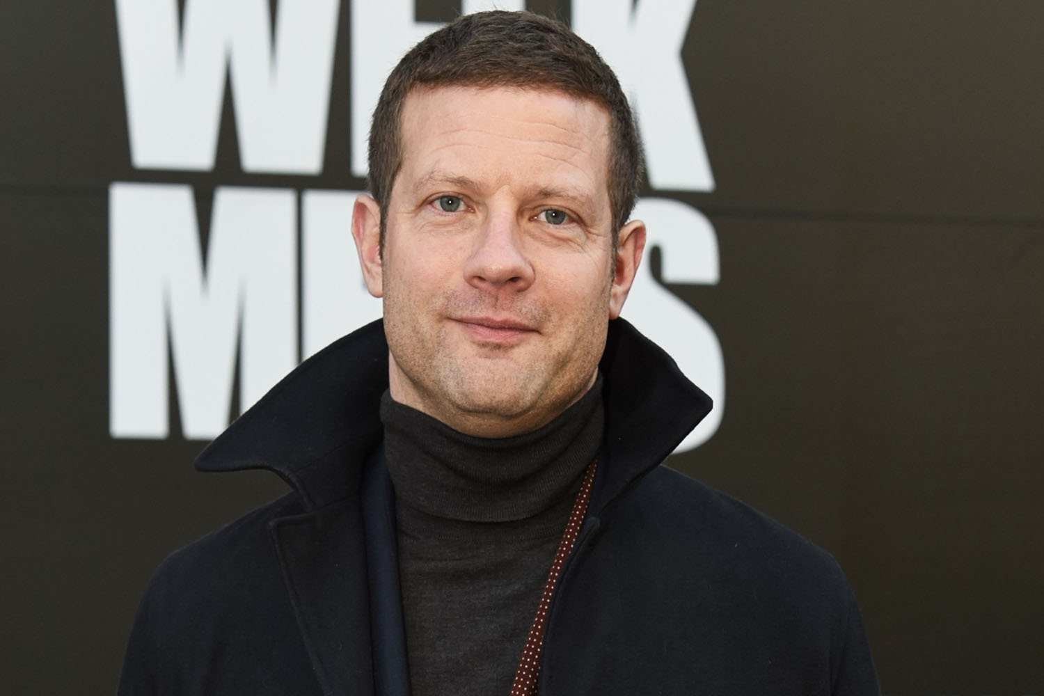 Dermot O'Leary reveals unborn baby's due date