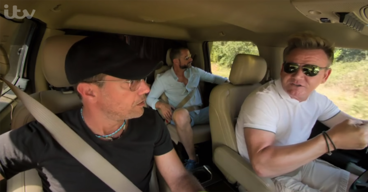 Gordon, Gino and Fred Road Trip