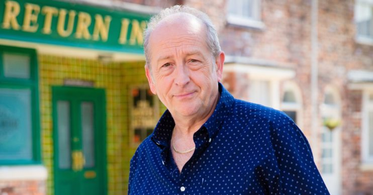 Coronation Street star Ian Bartholomew reveals wife and daughter's reaction to Geoff being stabbed