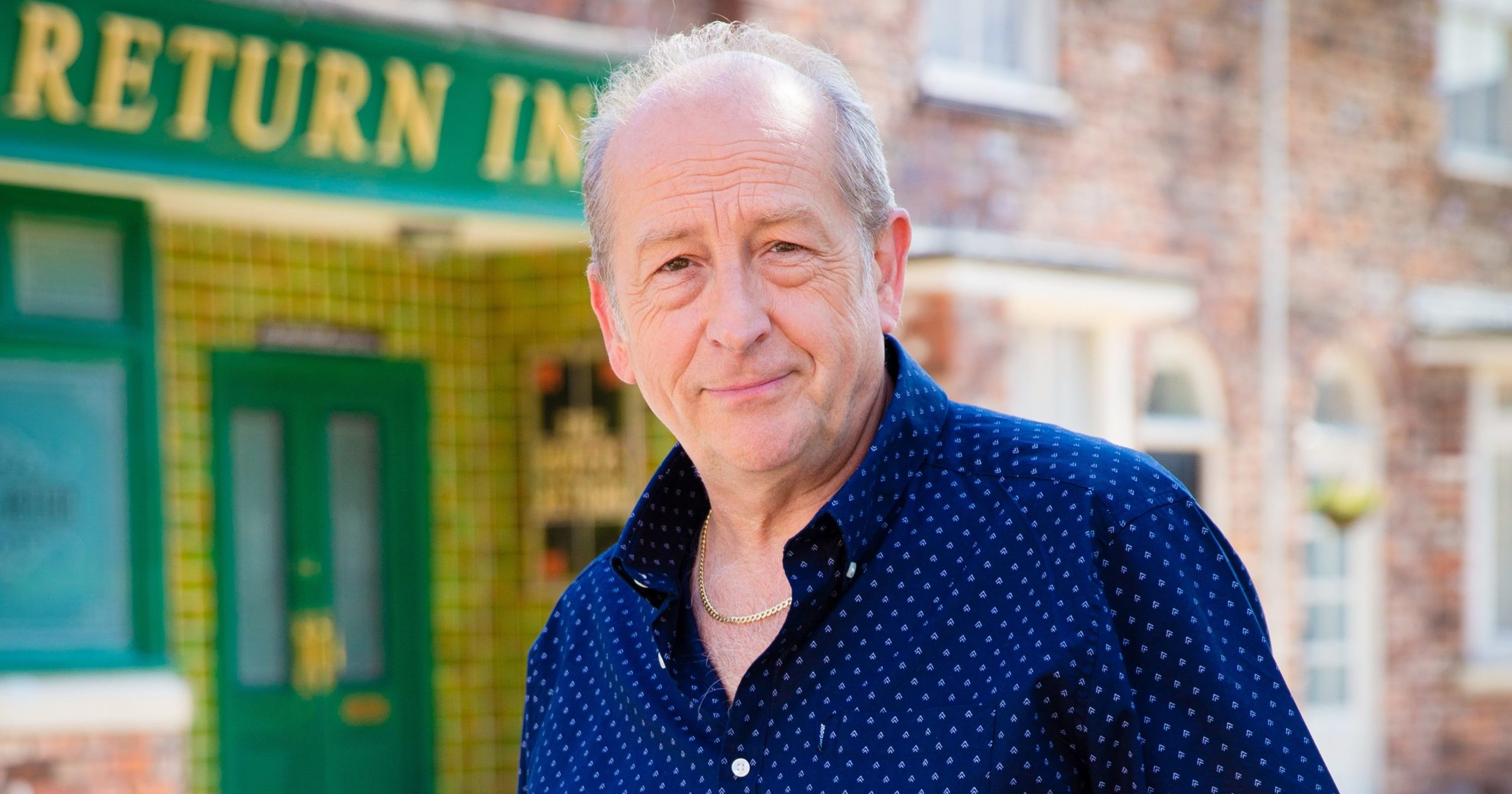 Coronation Street star Ian Bartholomew doesn't want Geoff's comeuppance to be 'too neat'